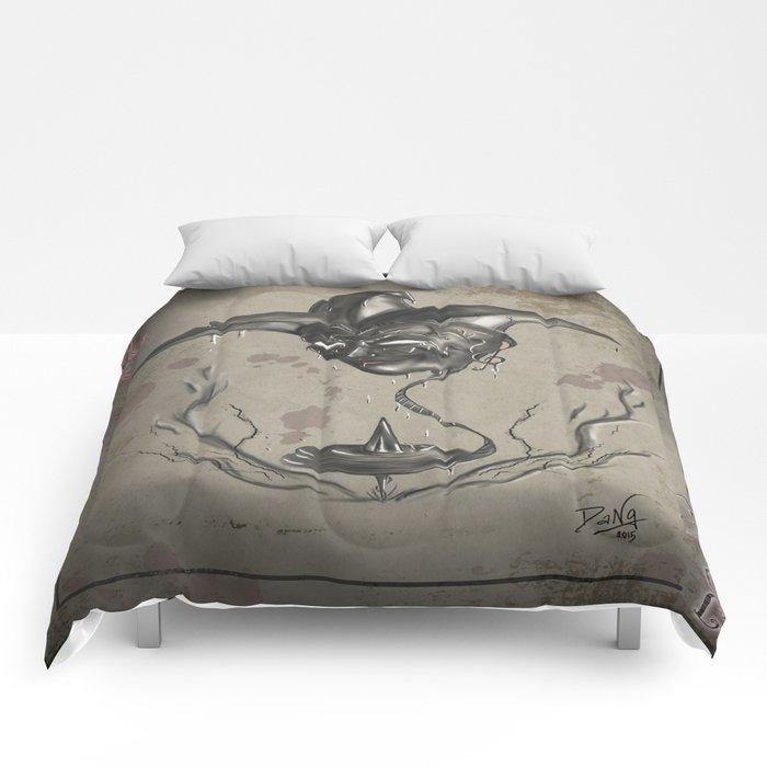 The Joker Card Comforters