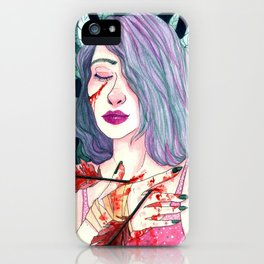 Heart Broken iPhone Case