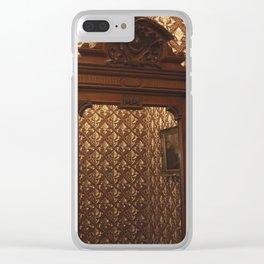 Fuckin' Fossil Clear iPhone Case