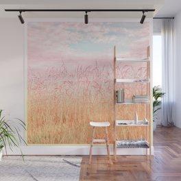 Pink Dawn Wall Mural