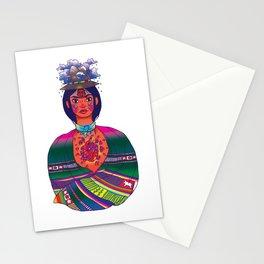 La Cholita: Para Siempre by Soledad Stationery Cards