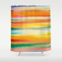 Stripes- A pattern Shower Curtain