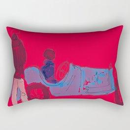 Group Drive Rectangular Pillow