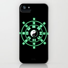 Gentle Fist iPhone Case