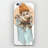 swag iPhone & iPod Skins featuring Swag boy by ArDem