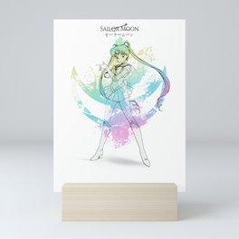 Shining stars Mini Art Print