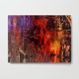 Vertix cavern Metal Print