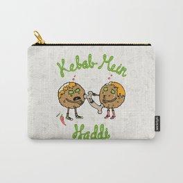 Kebab Mein Haddi Carry-All Pouch