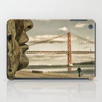 bridge iPad Cases featuring Bridge by Sébastien BOUVIER