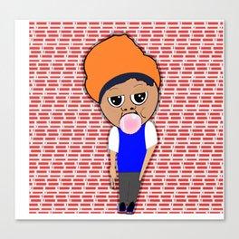 Don't Burst my Bubble Canvas Print