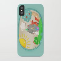 happy birthday iPhone & iPod Cases featuring happy birthday by Lidija Paradinović Nagulov - Celandine