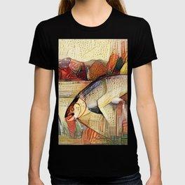 Bohemian Fish T-shirt