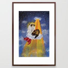 Sredni Framed Art Print