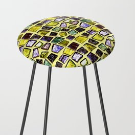 Mosaic Counter Stool