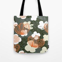 Kokedama Garden M+M Stone by Friztin Tote Bag