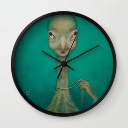 La Coquette Wall Clock