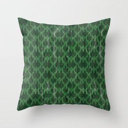 Al-Hamra forest Throw Pillow