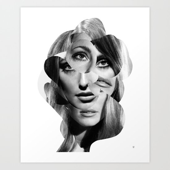 Sharon Mix 7 Art Print