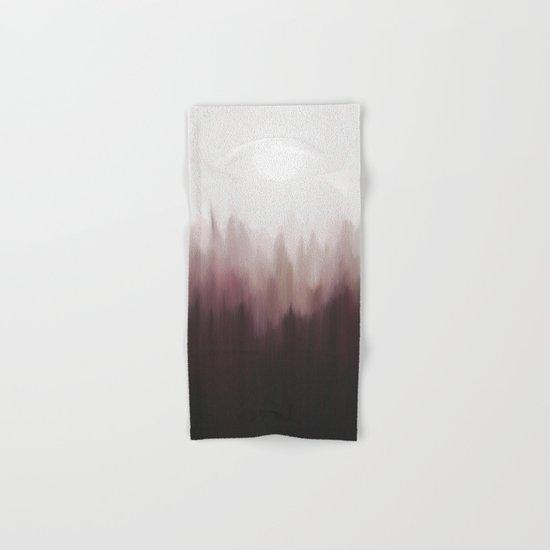 Autumn Fog Hand & Bath Towel