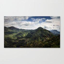 Cerro de Guadalupe Canvas Print