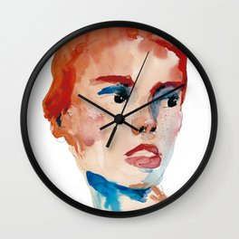 Stains 28 Wall Clock