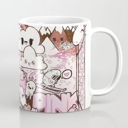 Custom Kawaii Doodle For My Sister Coffee Mug