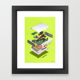 Assembly Required 9 Framed Art Print