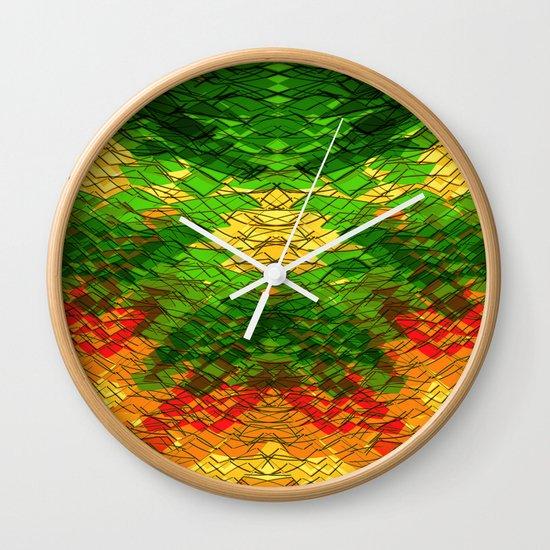 YAHSO Wall Clock