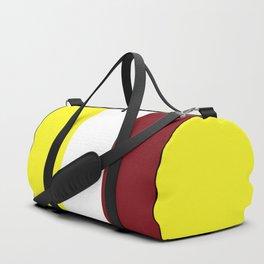 Team Colors 6....Maroon,yellow Duffle Bag