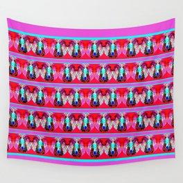 Aries Ram Wall Tapestry