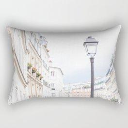 Montmartre in Paris Rectangular Pillow