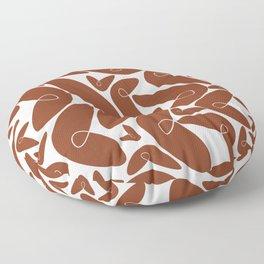 Sara VI Floor Pillow