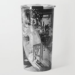 In Through the Out Door Led (Deluxe Edition) by Zeppelin Travel Mug