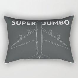 Super Jumbo Rectangular Pillow