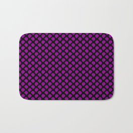 Purple-ish Bath Mat