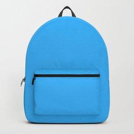 Cheap Deep Sky Blue Color Backpack