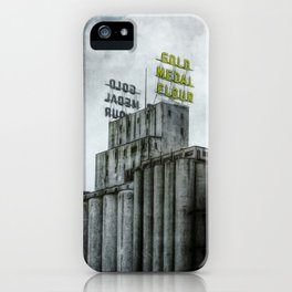 When Flour was King iPhone Case