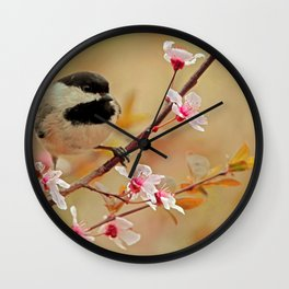 Home Again Wall Clock