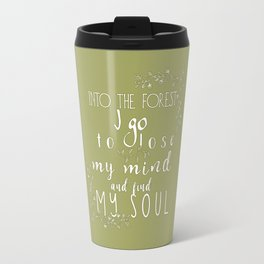 Into the forest Travel Mug