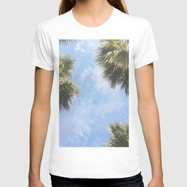 The sun and the palms T-shirt