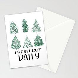 Fresh Cut Daily Stationery Cards