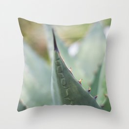 Agave Patterns Throw Pillow