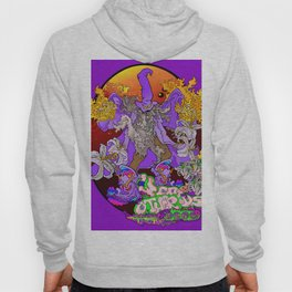 Other Worlds: Wizzin' all Over the Flora Hoody