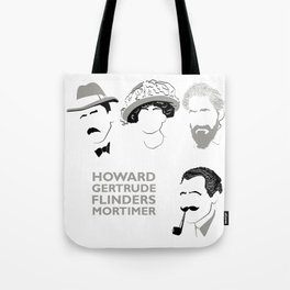 Legendary Archaeologist Tote Bag
