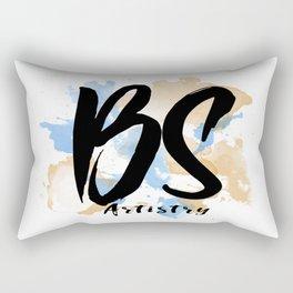 BS Logo Rectangular Pillow