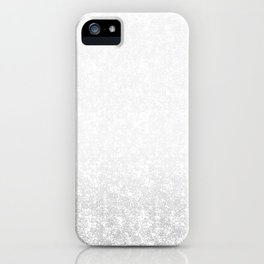 Gradient ornament iPhone Case