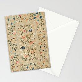 Uzbekistan Suzani Nim Embroidery Print Stationery Cards