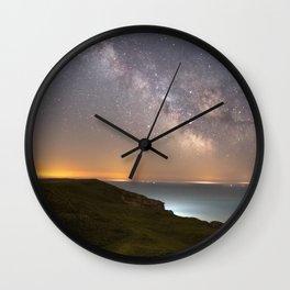 26,000 Light Years Wall Clock