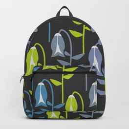 Tulips at night Backpack