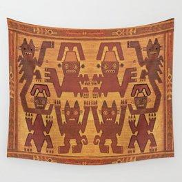 Inca Shaman Spirits Wall Tapestry